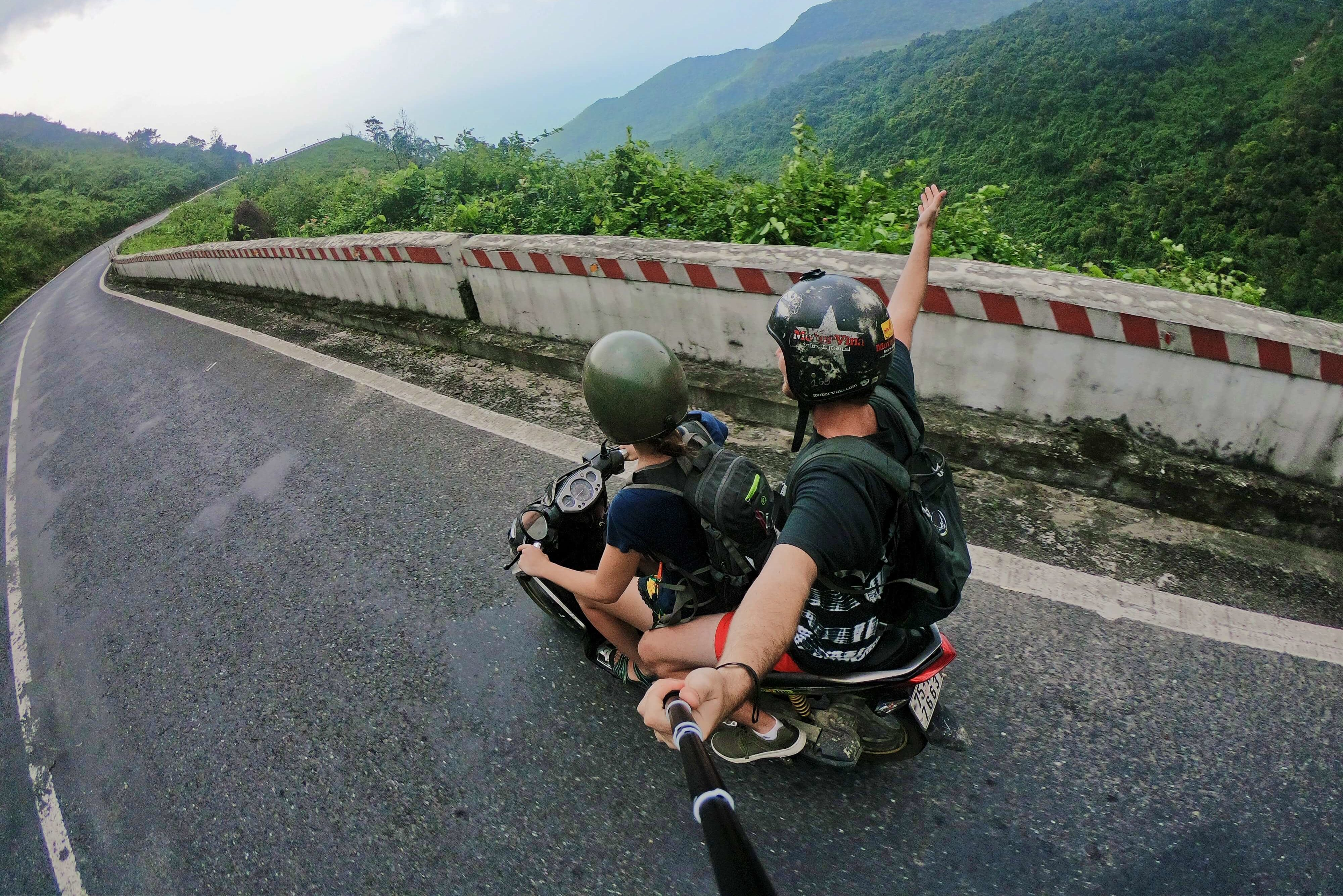 Motorrad kaufen in Vietnam
