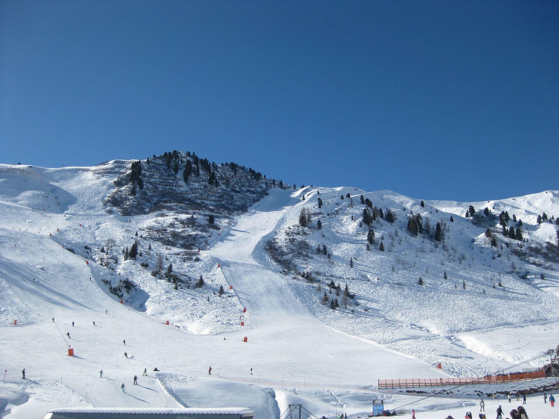 Mayrhofen Piste