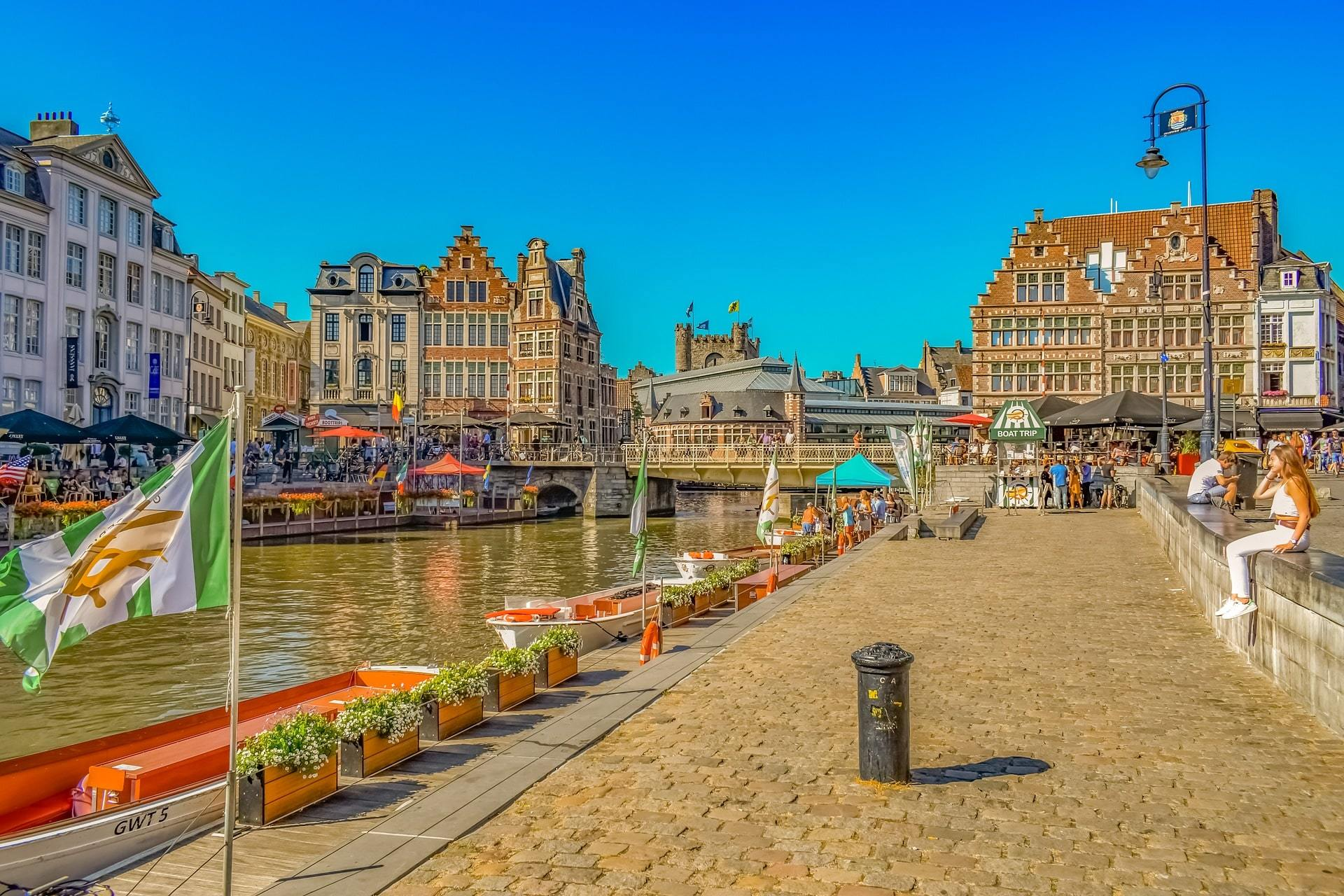 Belgien Gent