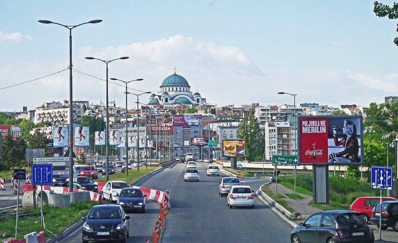 Belgrad_Straße