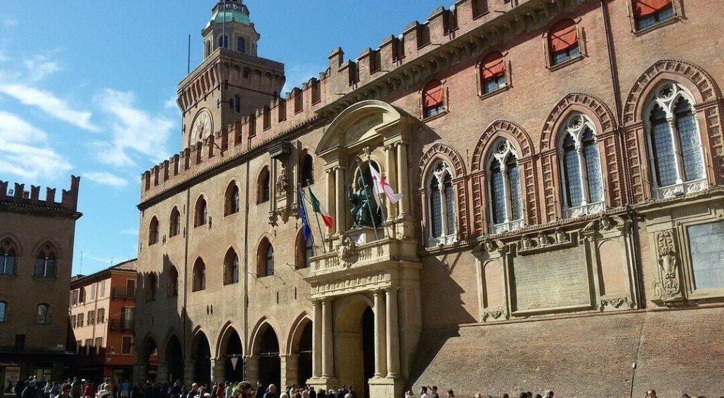 Bologne_Piazza Maggiore