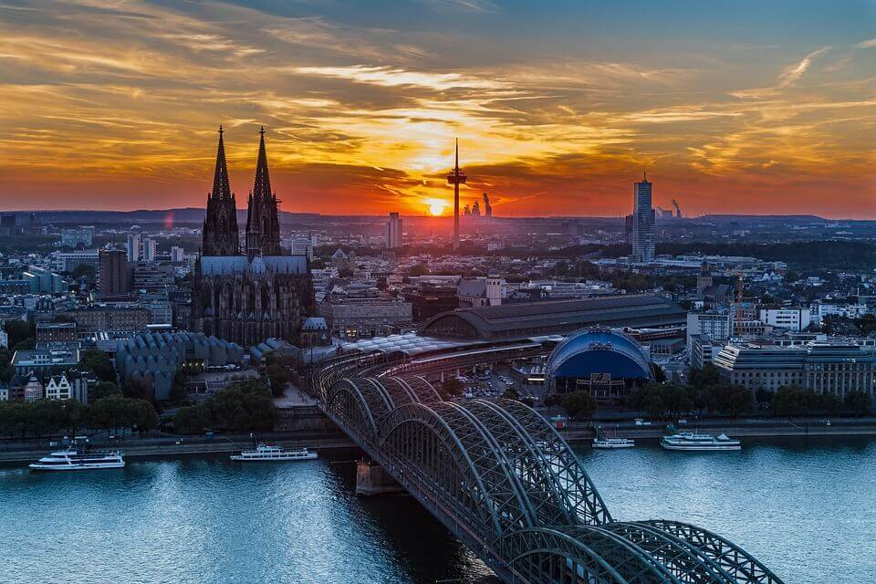 Köln_Skyline