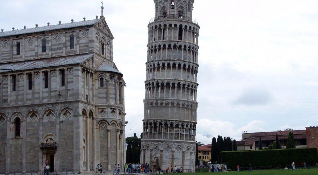 Pisa_Sehenswürdigkeit