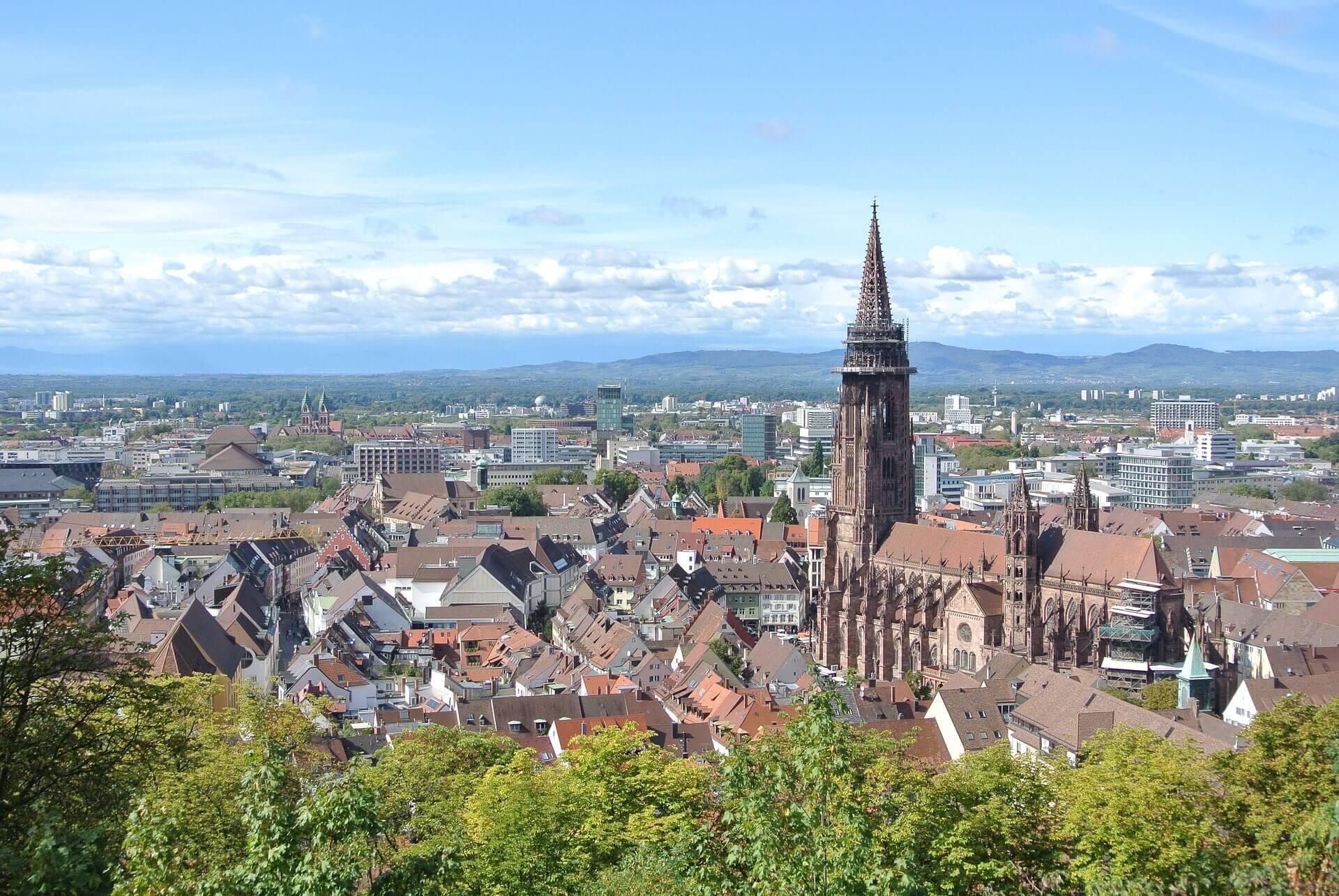 Freiburg Aussicht