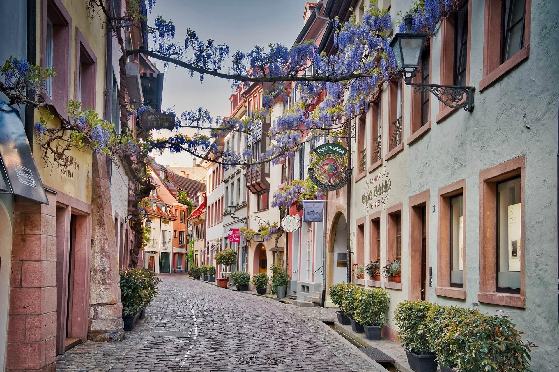 Freiburg Gasse