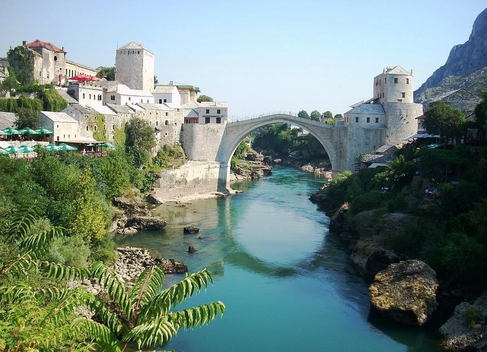 Mostar Brücke