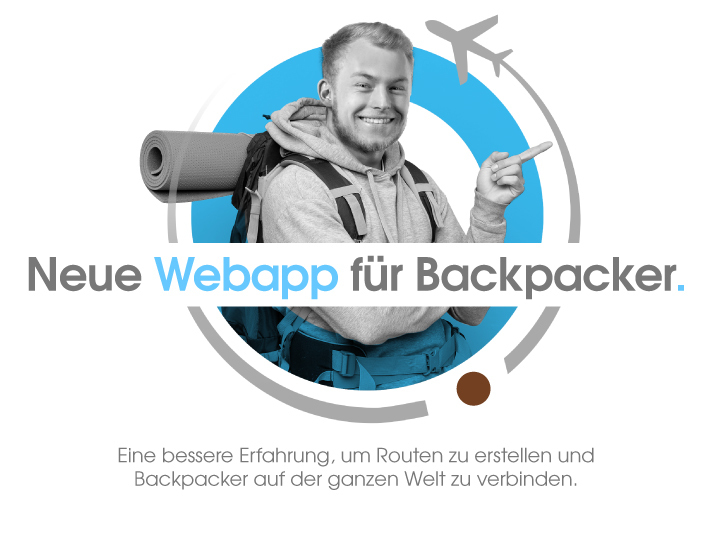 Backpackertrail WebApp