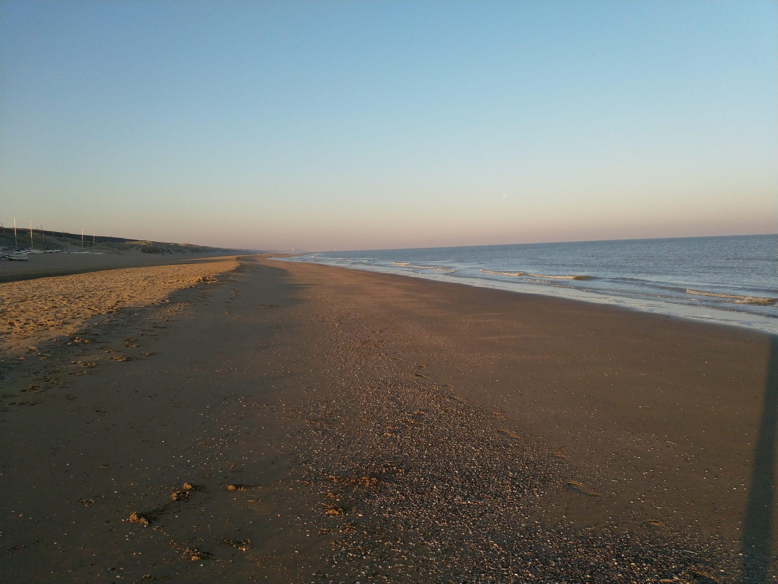 den haag strand