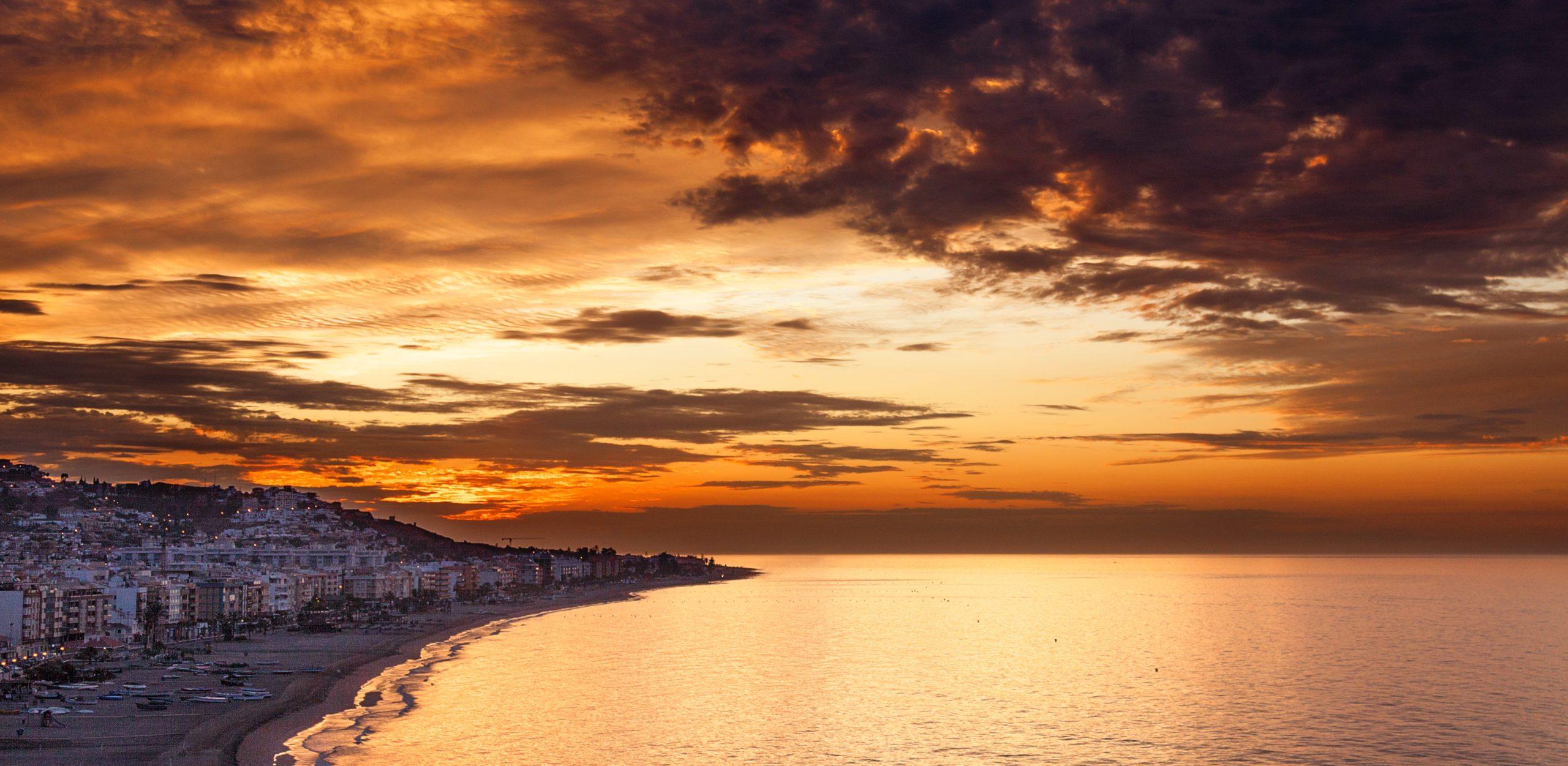 malaga_sunset