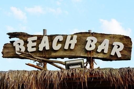 Gili Meno beach bar