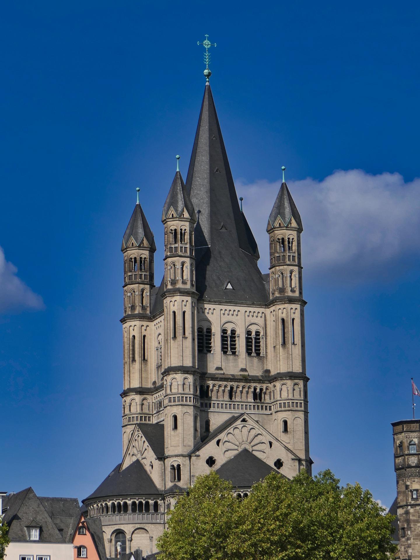 Köln Groß St Martin