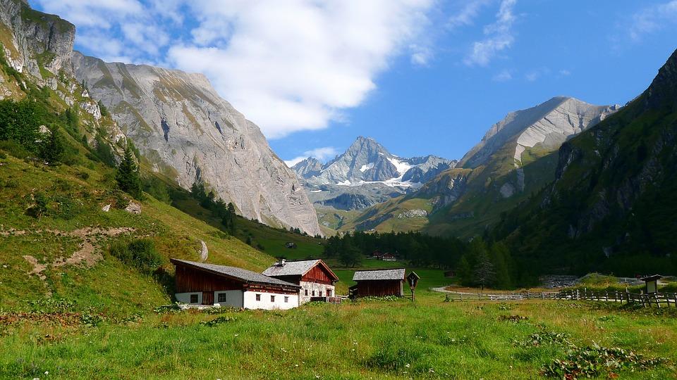 Grossglockner Hütten
