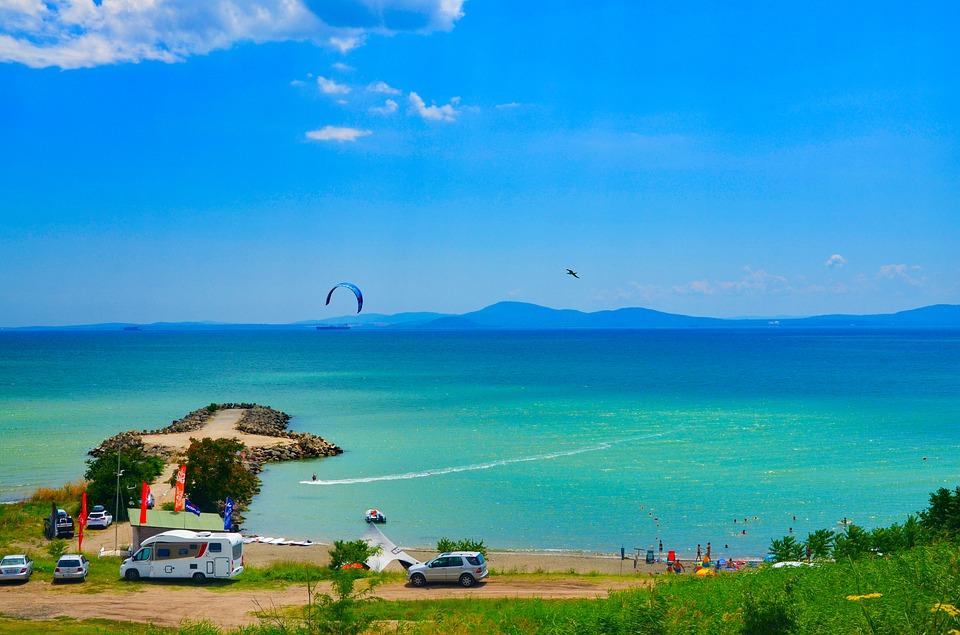 Burgas Sarafovo Strand