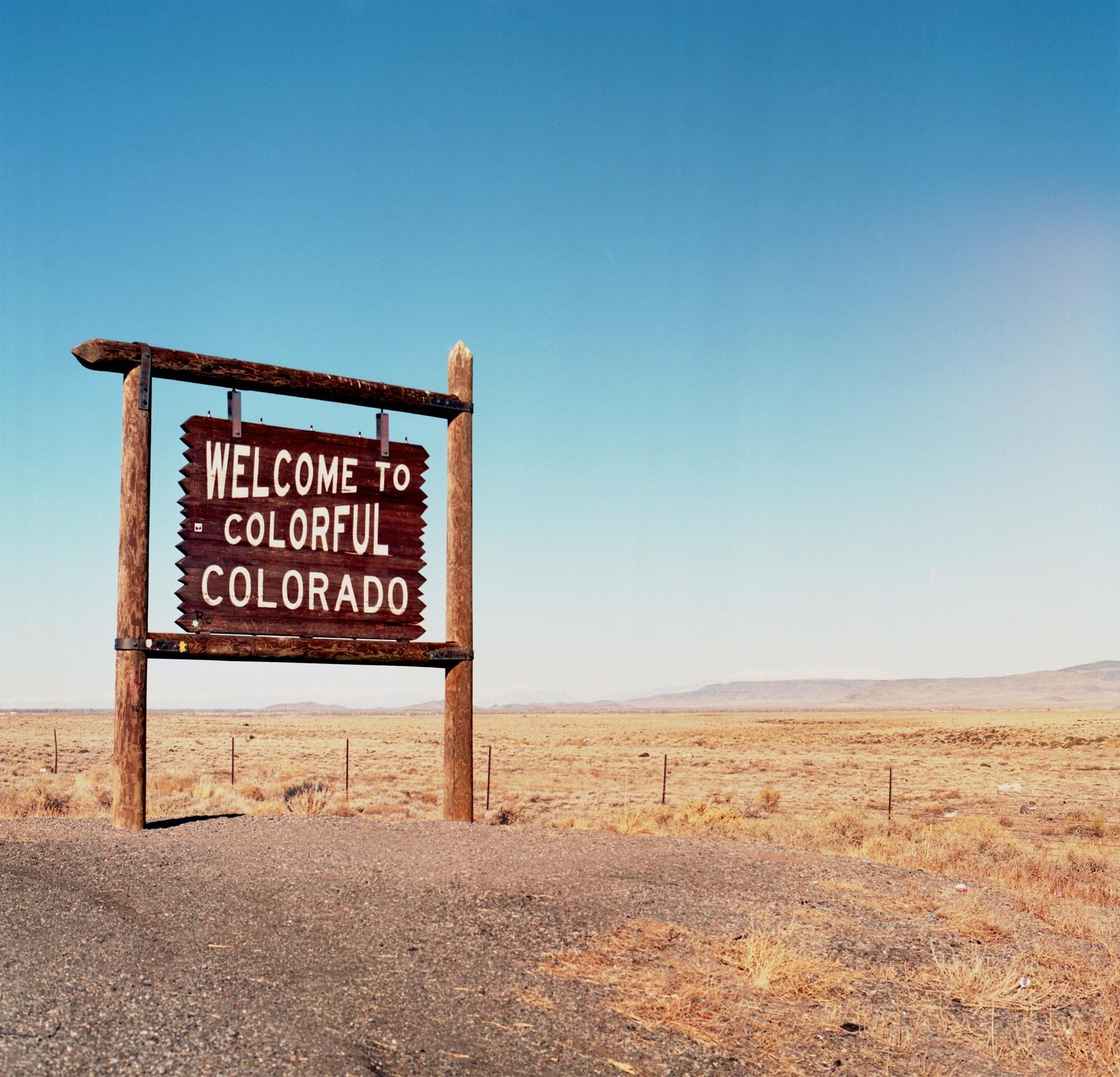 Willkommen in Colorado
