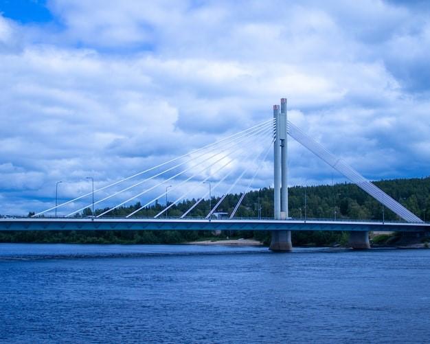 Rovaniemi Brücke