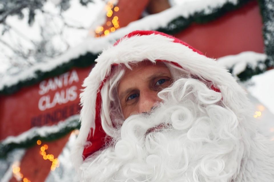 Rovaniemi Weihnachtsmann