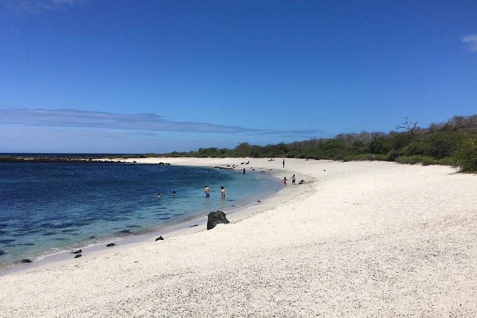 Galapagos Strand