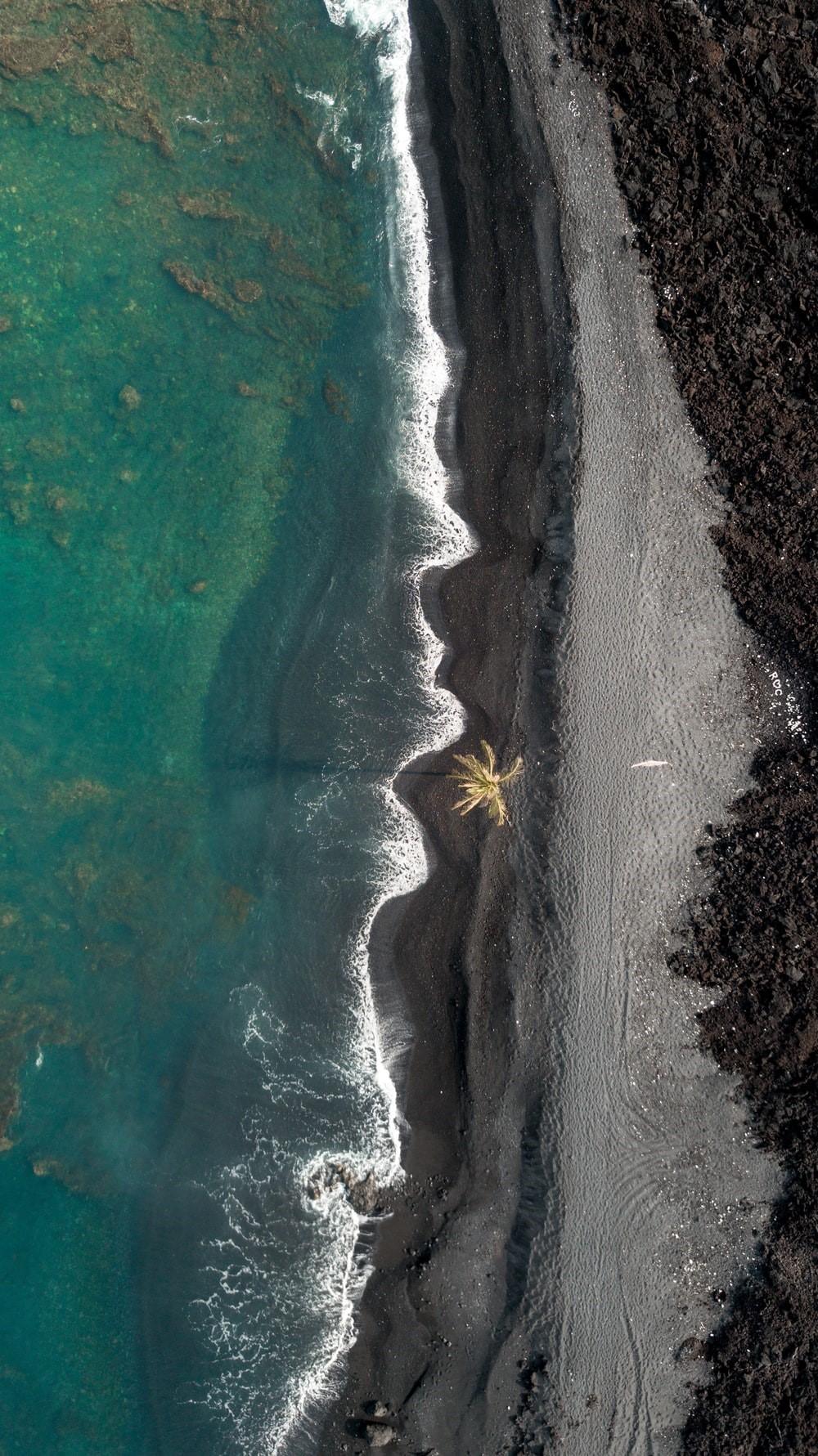 schwarzer Strand Georgien