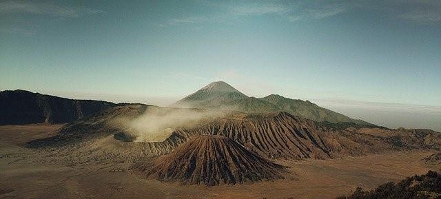 Island Vulkane