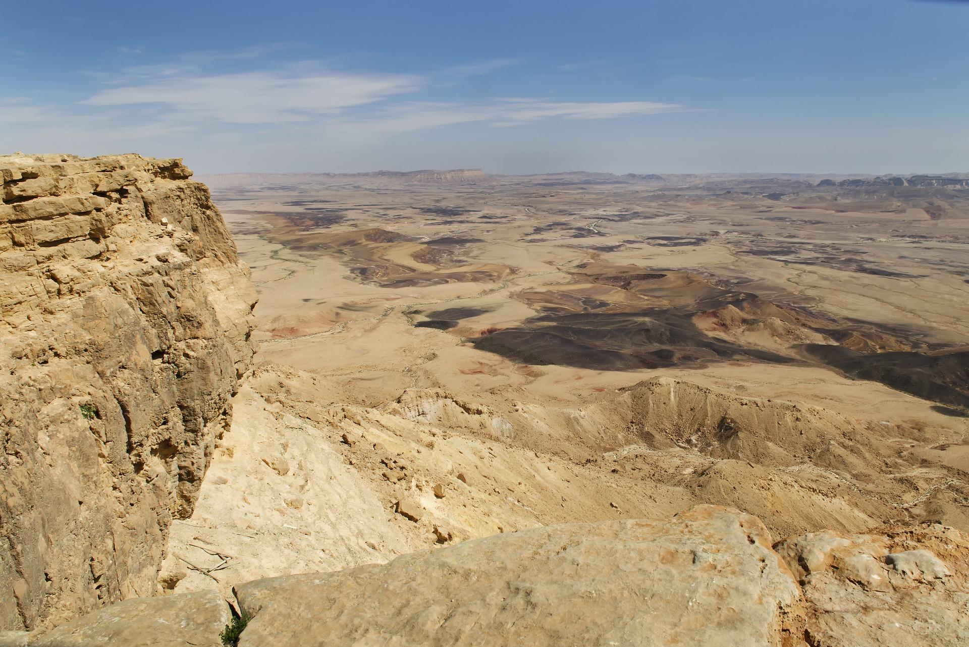 Negev Krater