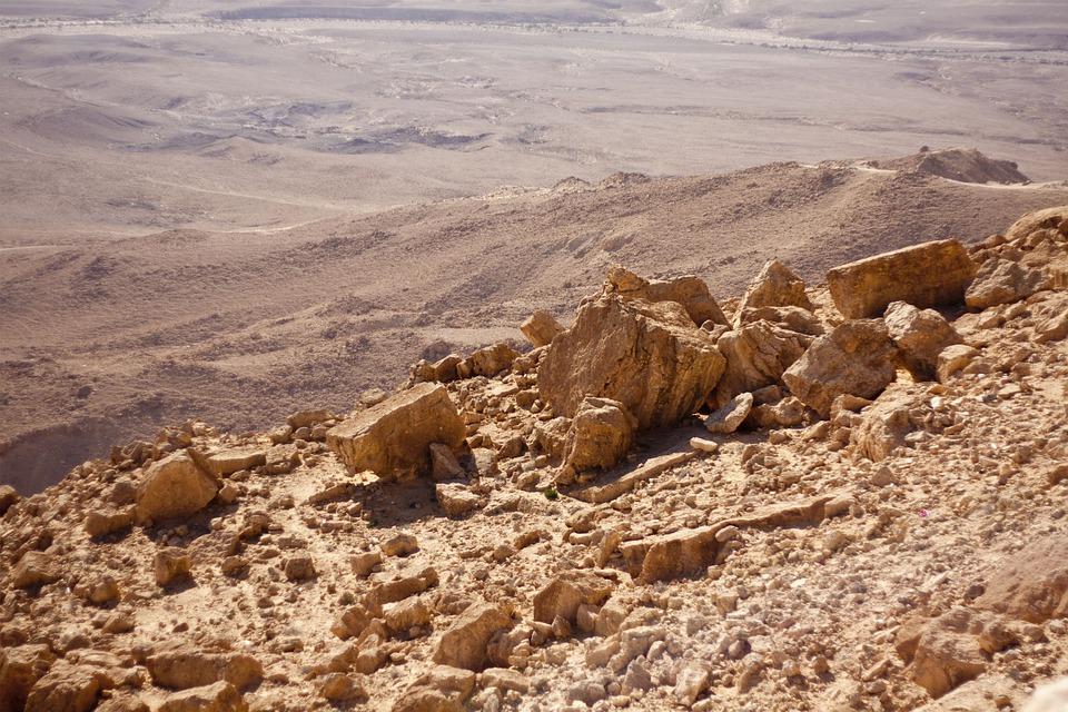 Israel Negev Wüste