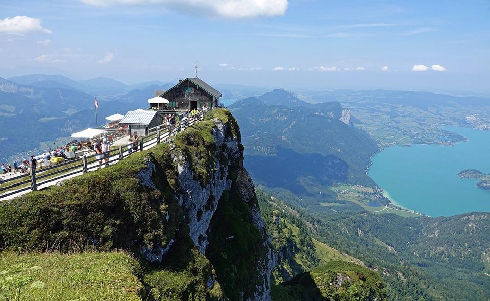 Mondsee Berg