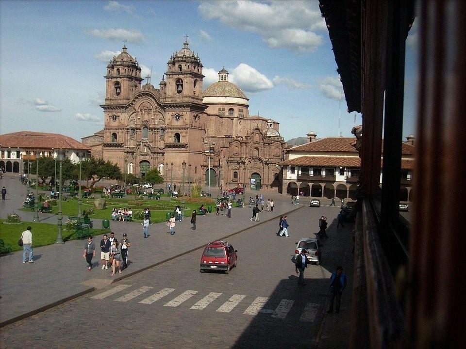 Cusco Platz
