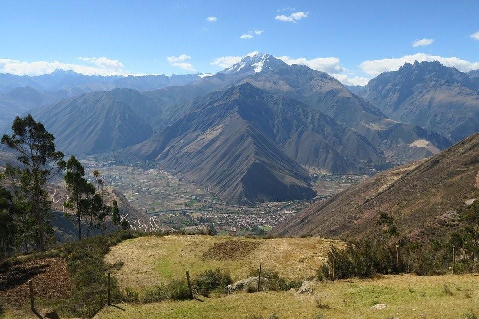 Peru Berge