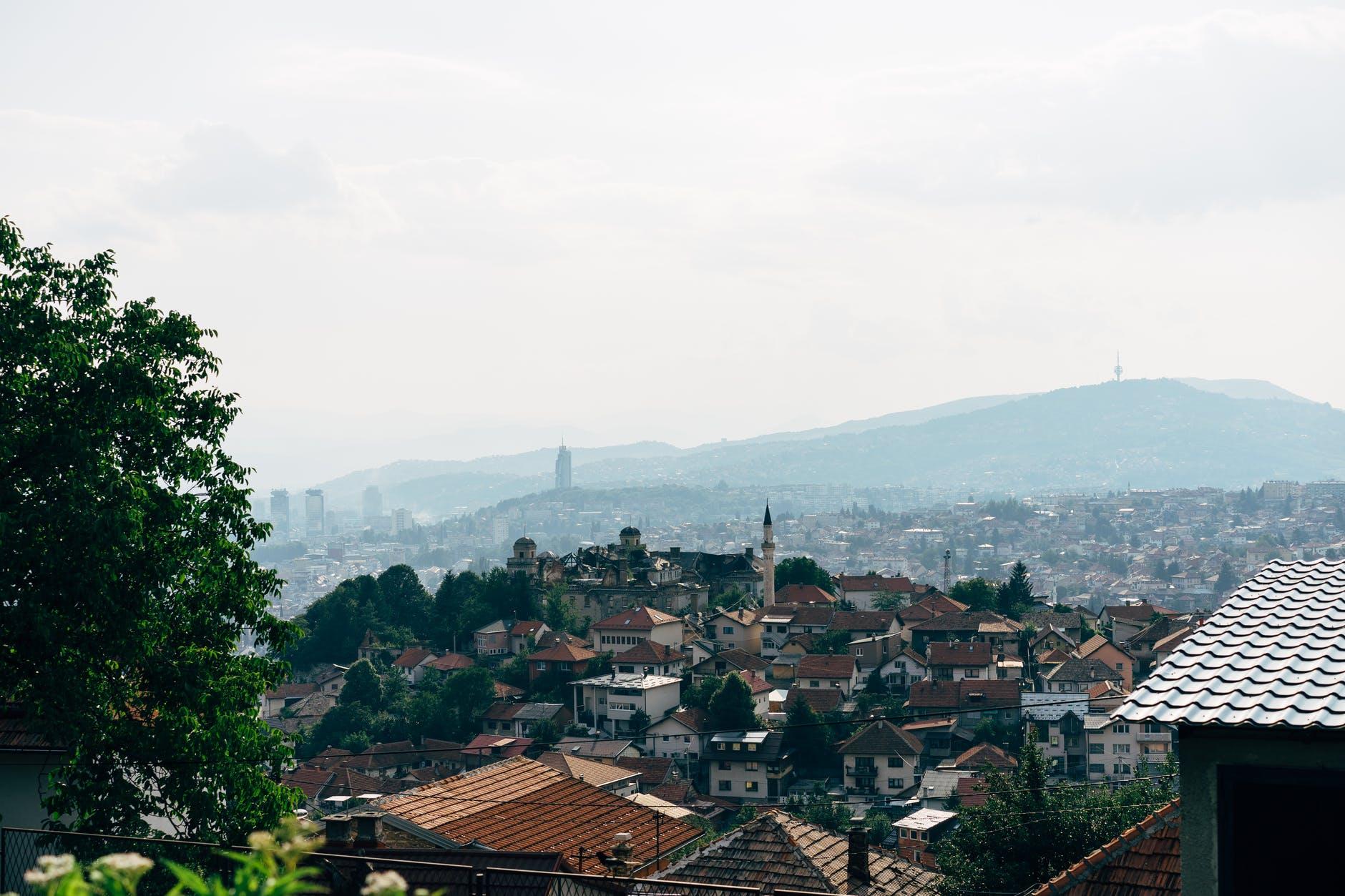 Sarajevo Stadt