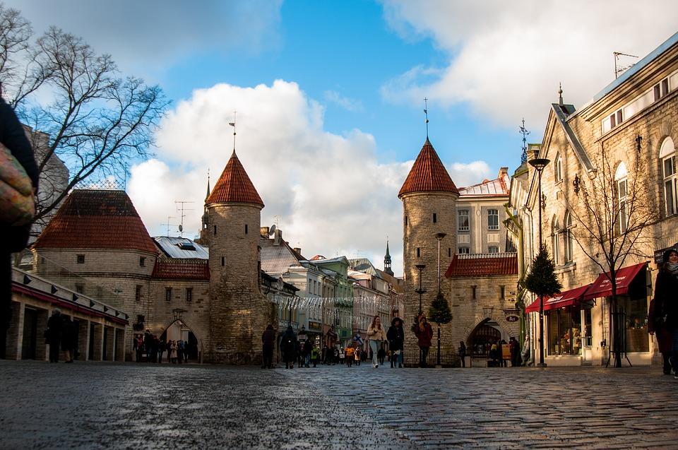 Tallinn Stadttor