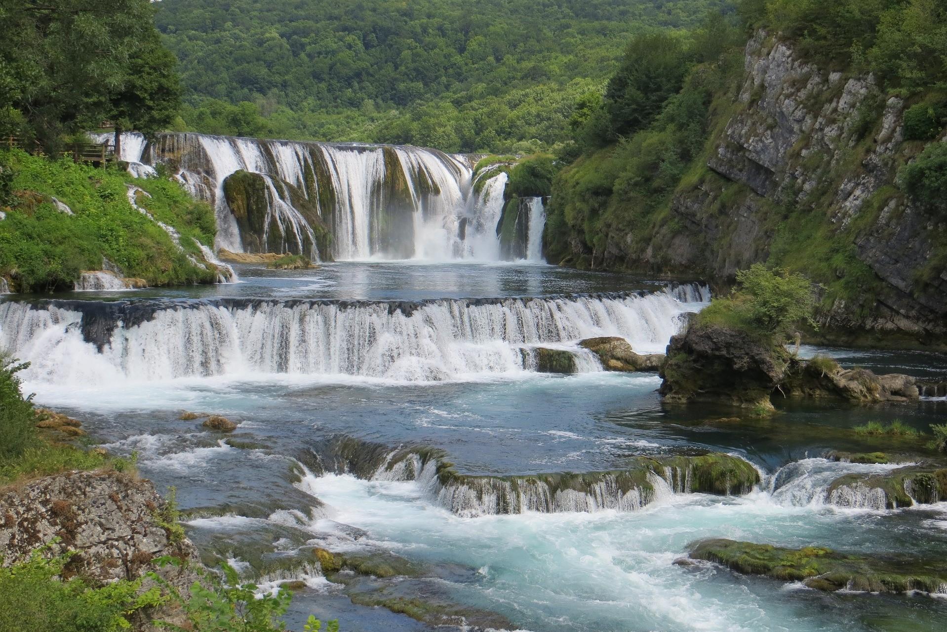Bosnien Una
