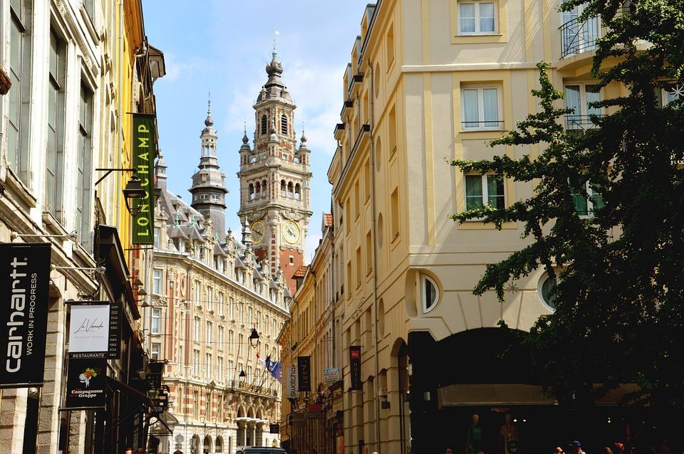 Lille Altstadt