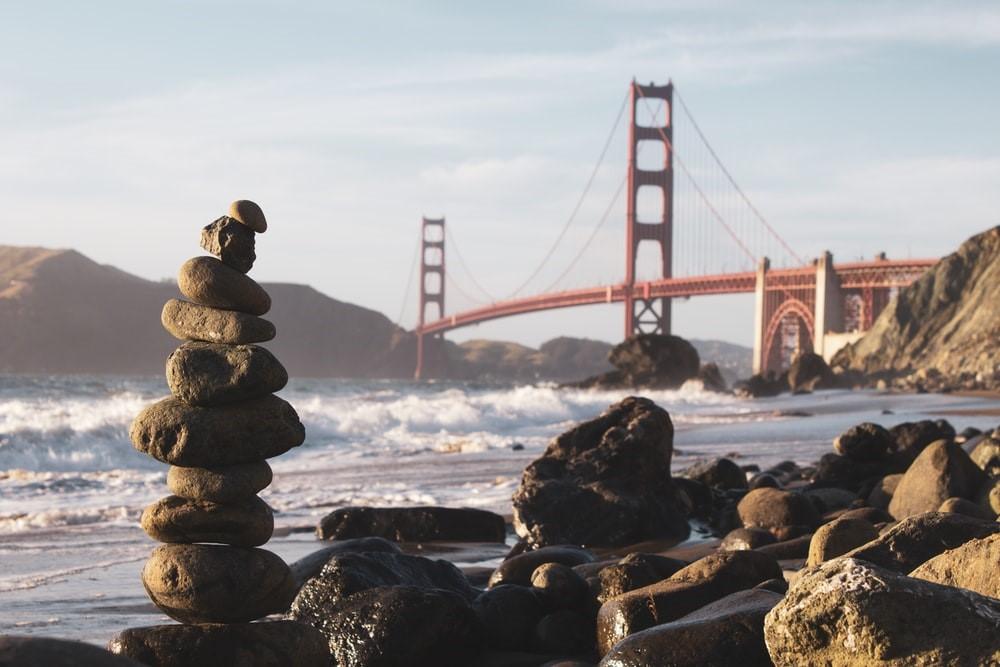 Kalifornien Bay Area