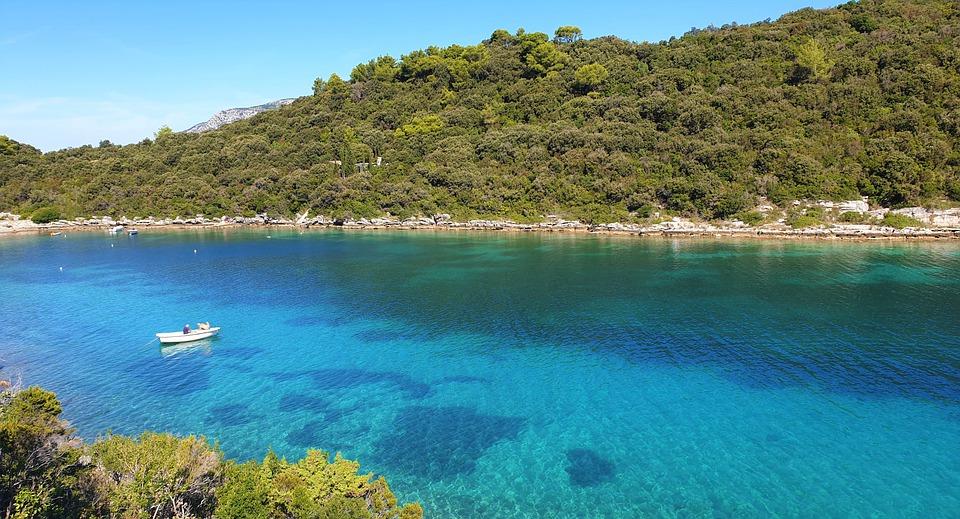Kroatien Korcula Insel