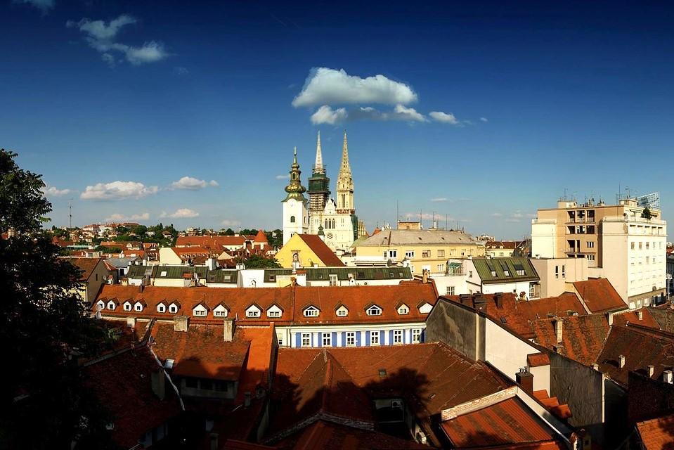 Kroatien Zagreb