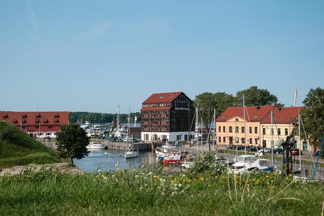 Litauen Klaipeda