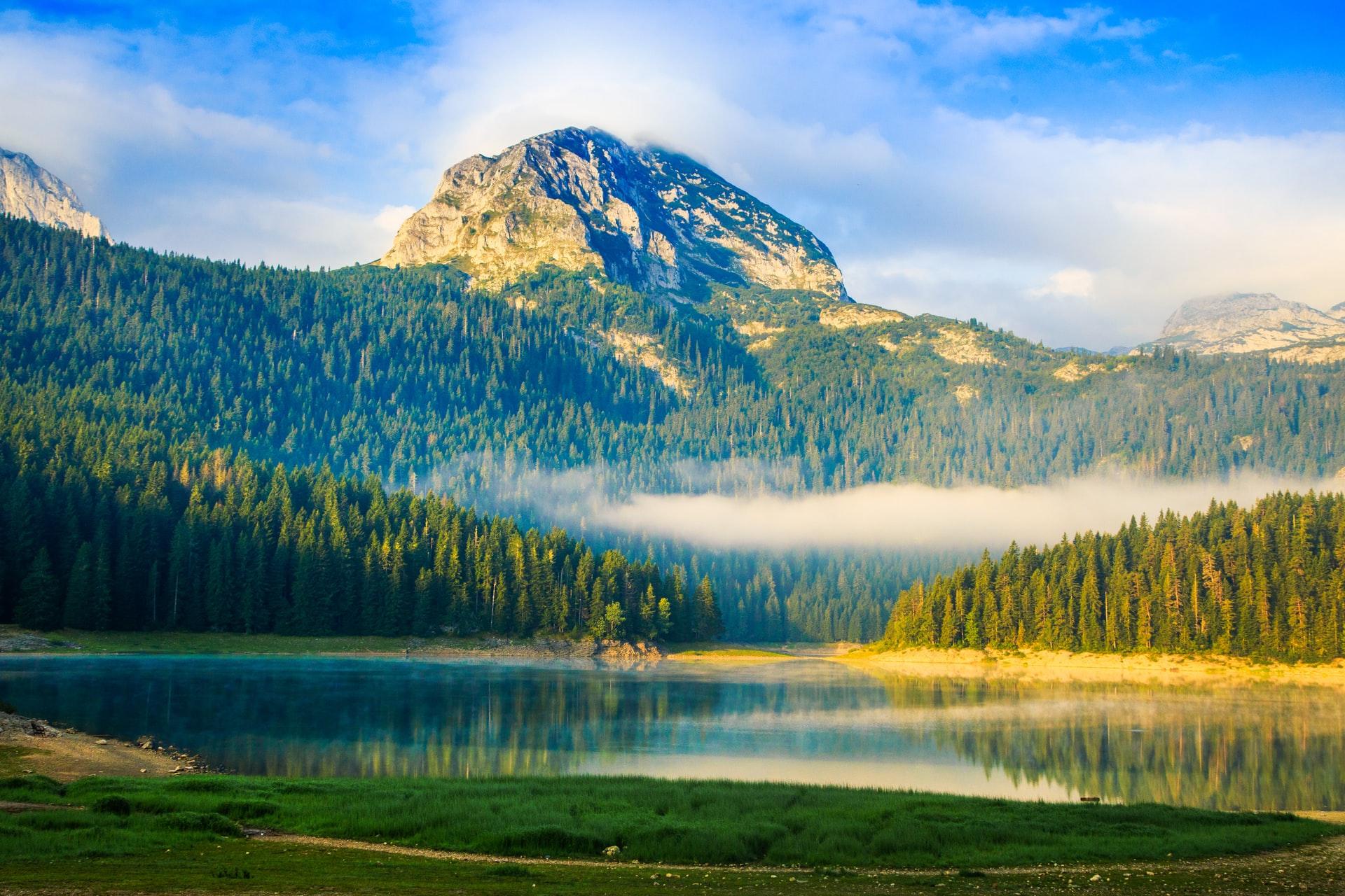 Durmitor Nationalpark Montenegro