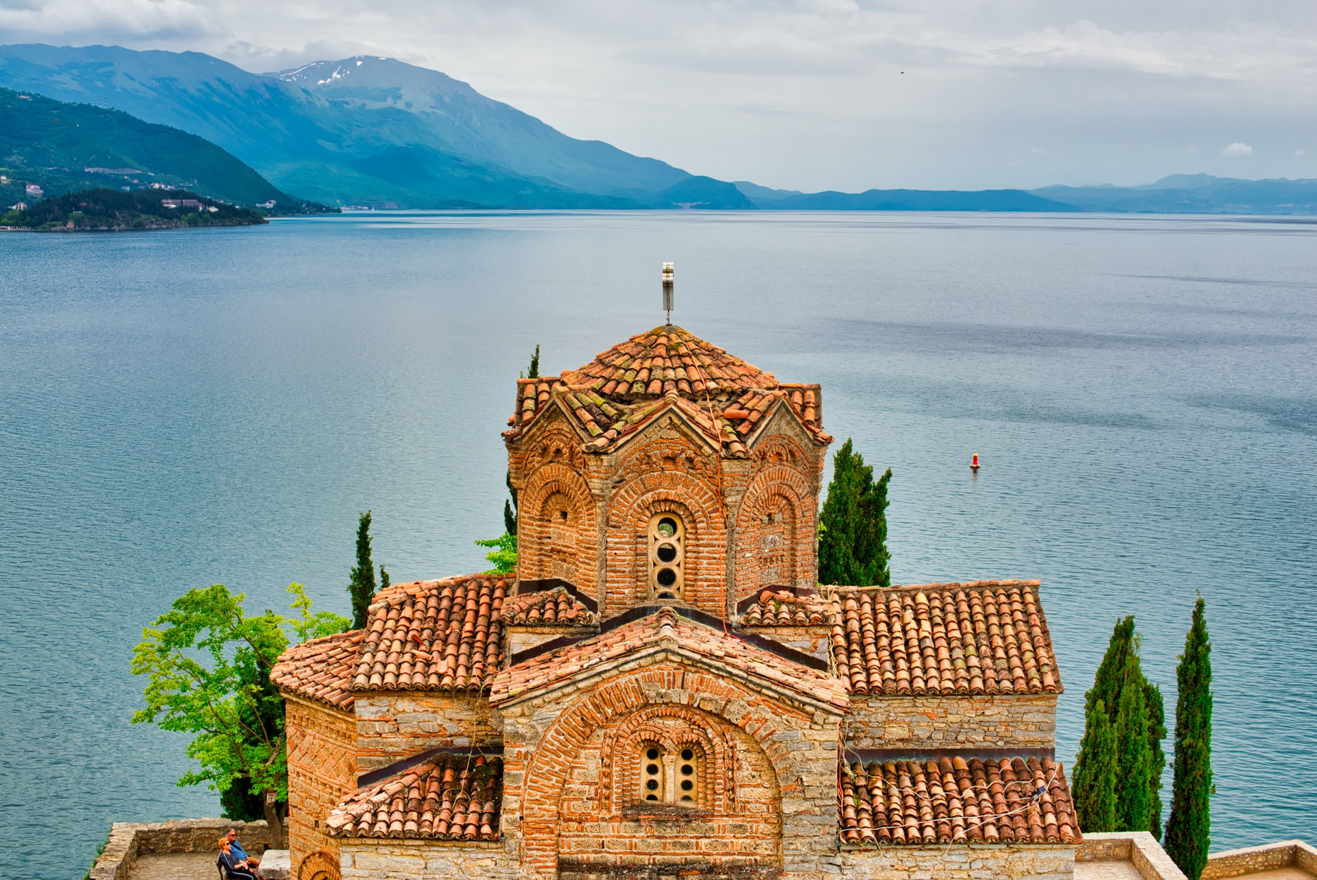 Nordmazedonien Ohrid