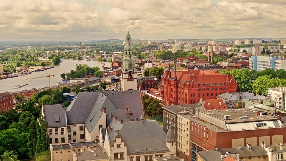 Polen Stettin