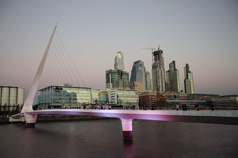 Buenos Aires Hafen