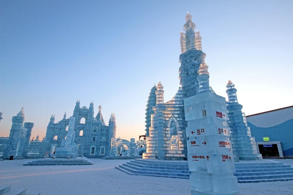 Eisfestival China Harbin
