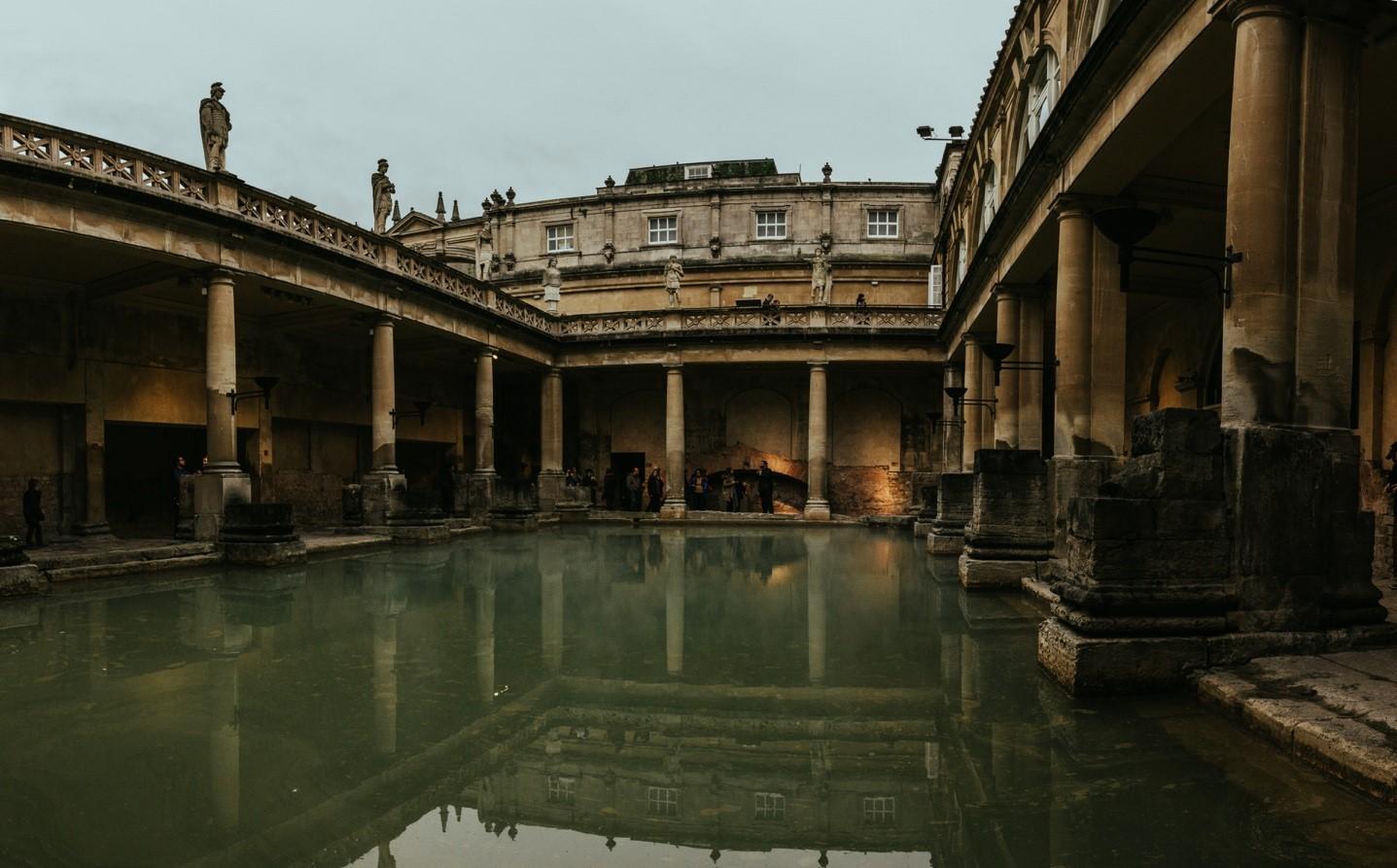England Bath