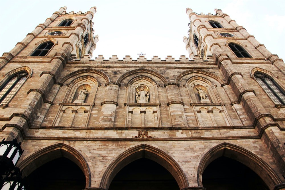 Kanada Montreal Kirche