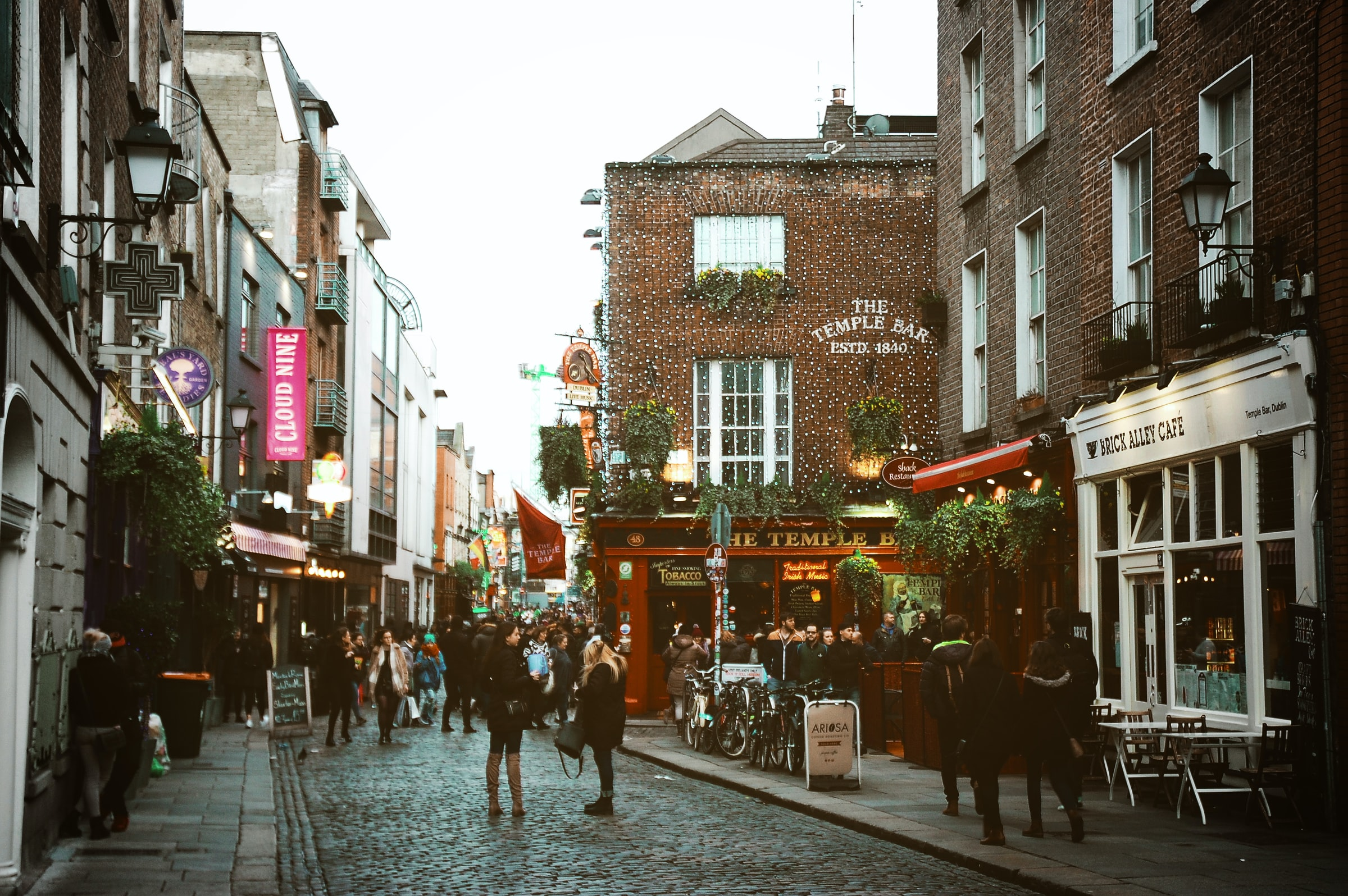 Kultur Irland Stadt