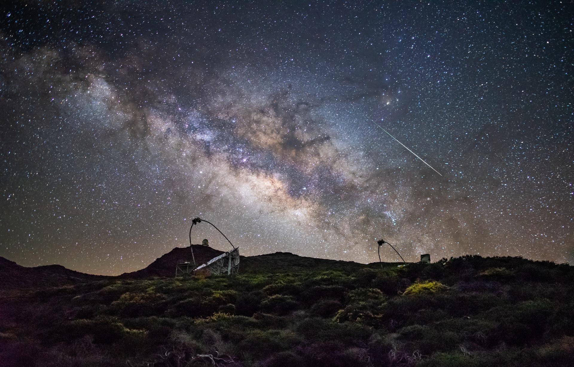 La Palma Sterne