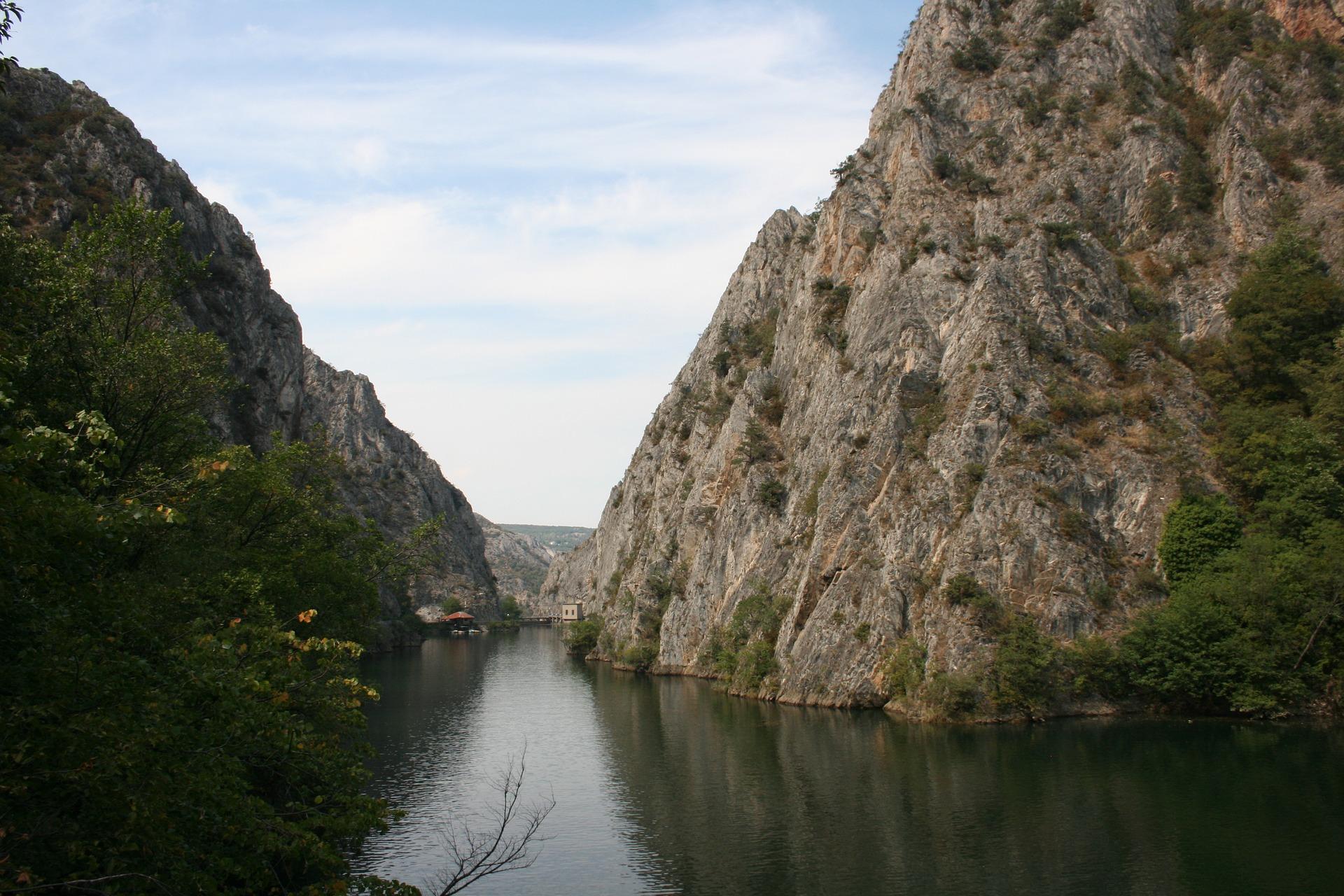 Mazedonien Urlaub Matka