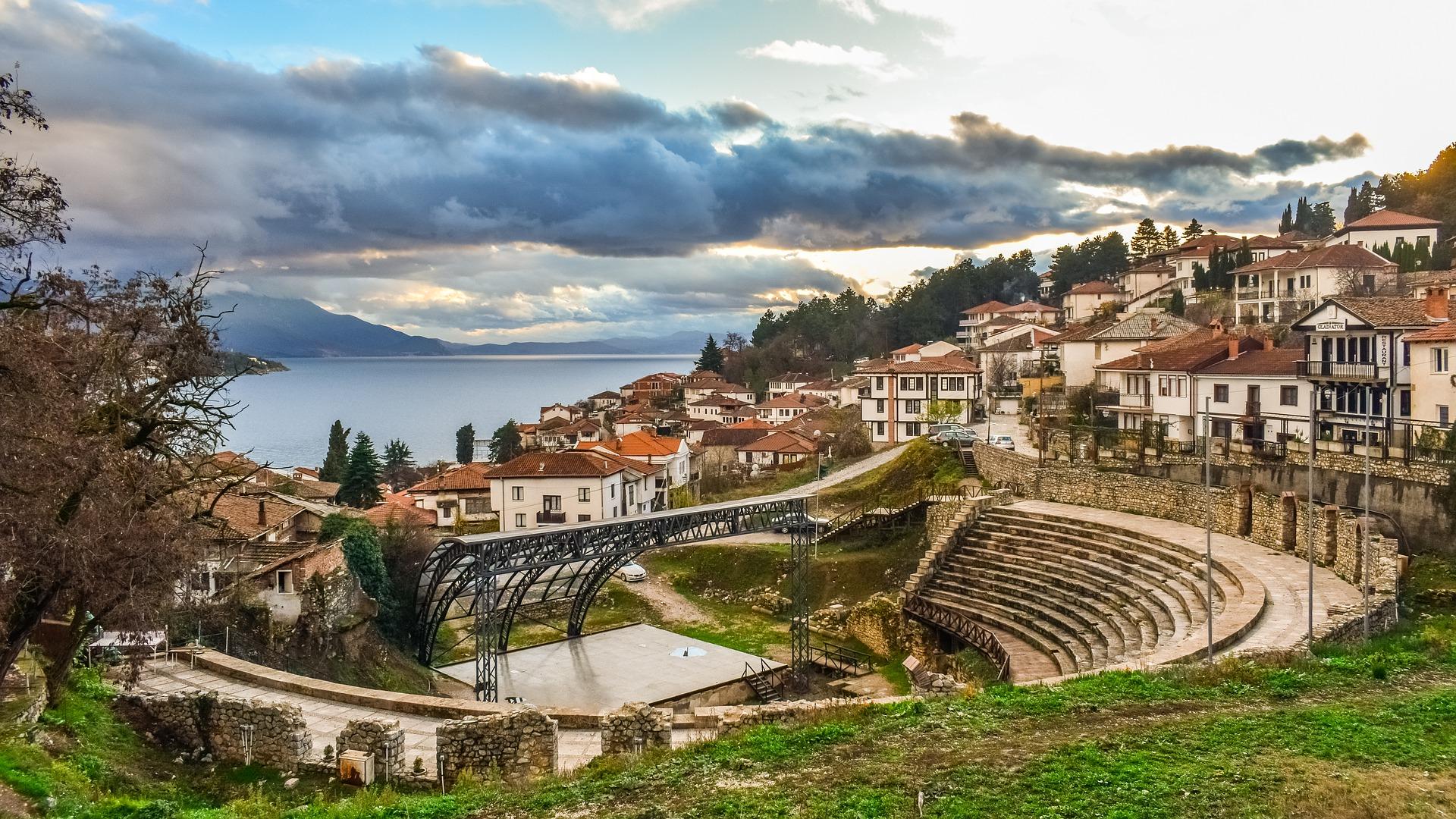 Mazedonien Urlaub Ohrid