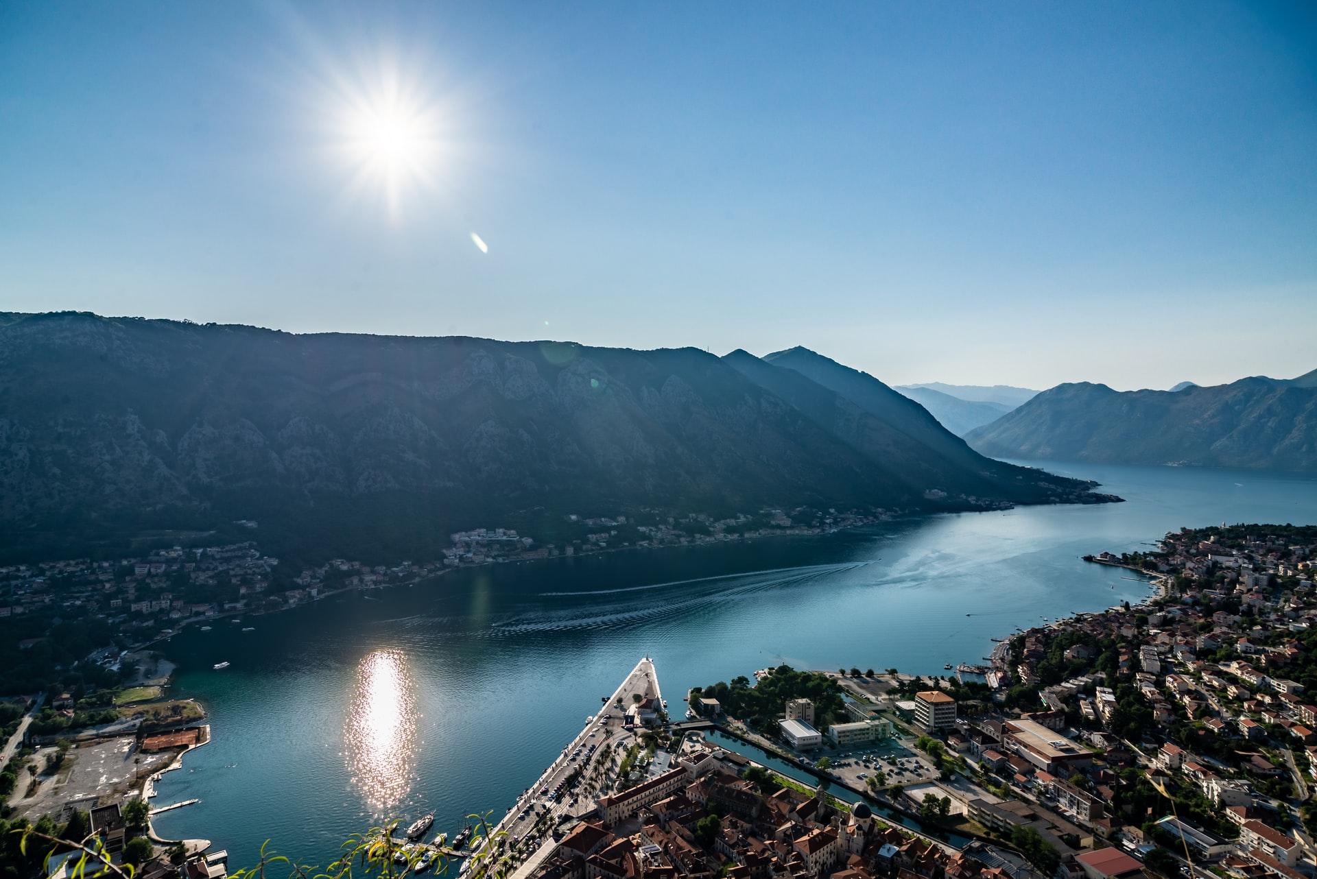 Montenegro Kotor Bucht