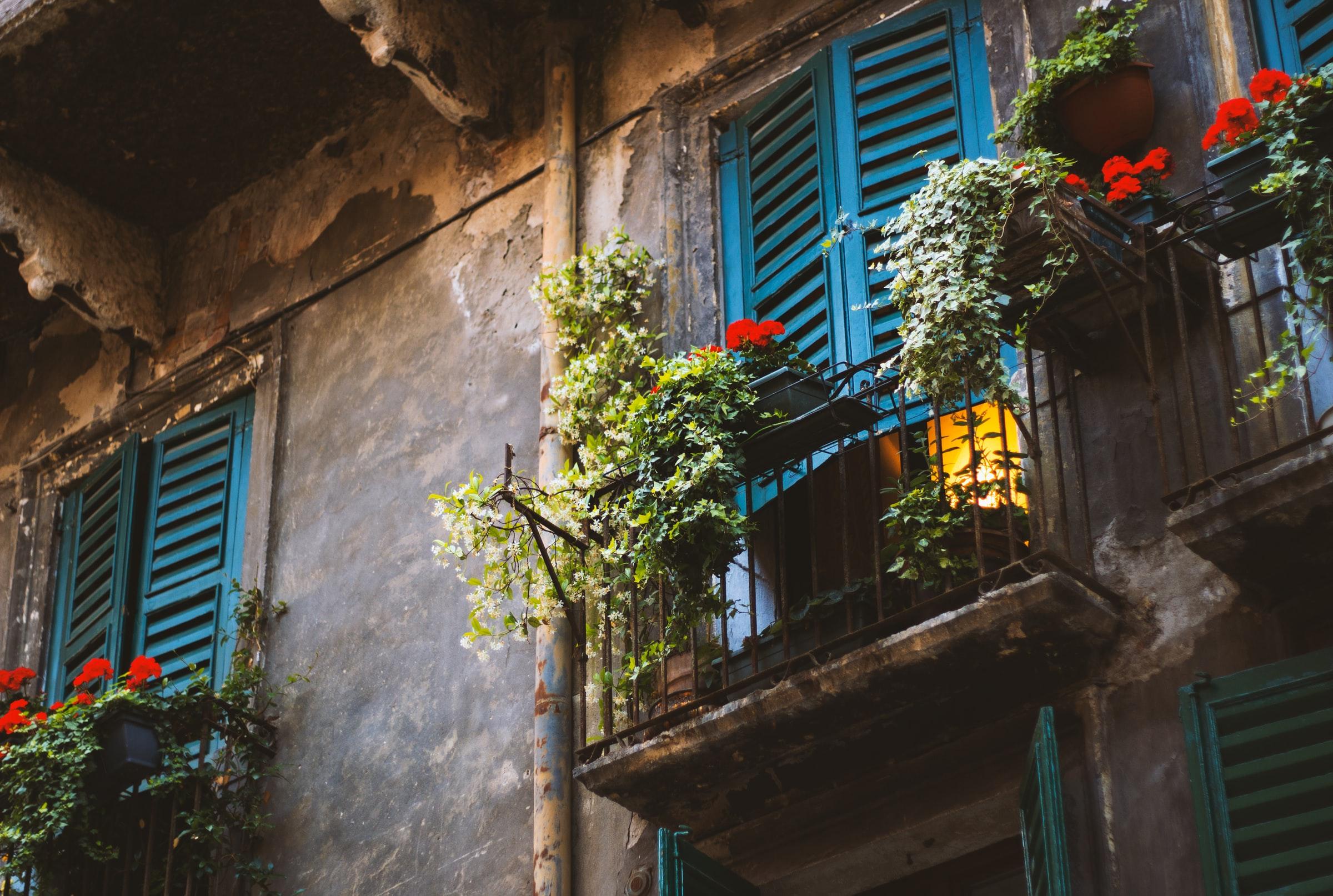 Roadtrip Europa Italien Verona
