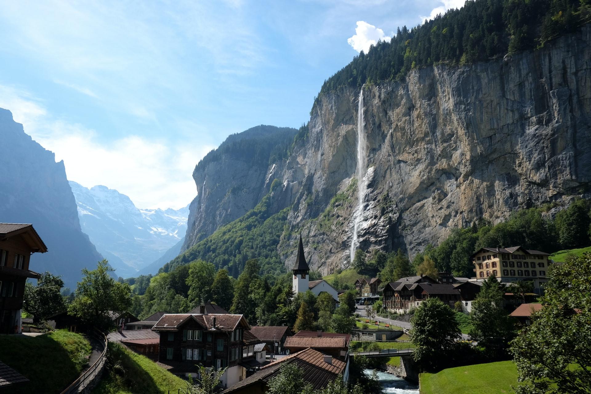 Schweiz Lauterbrunnen2